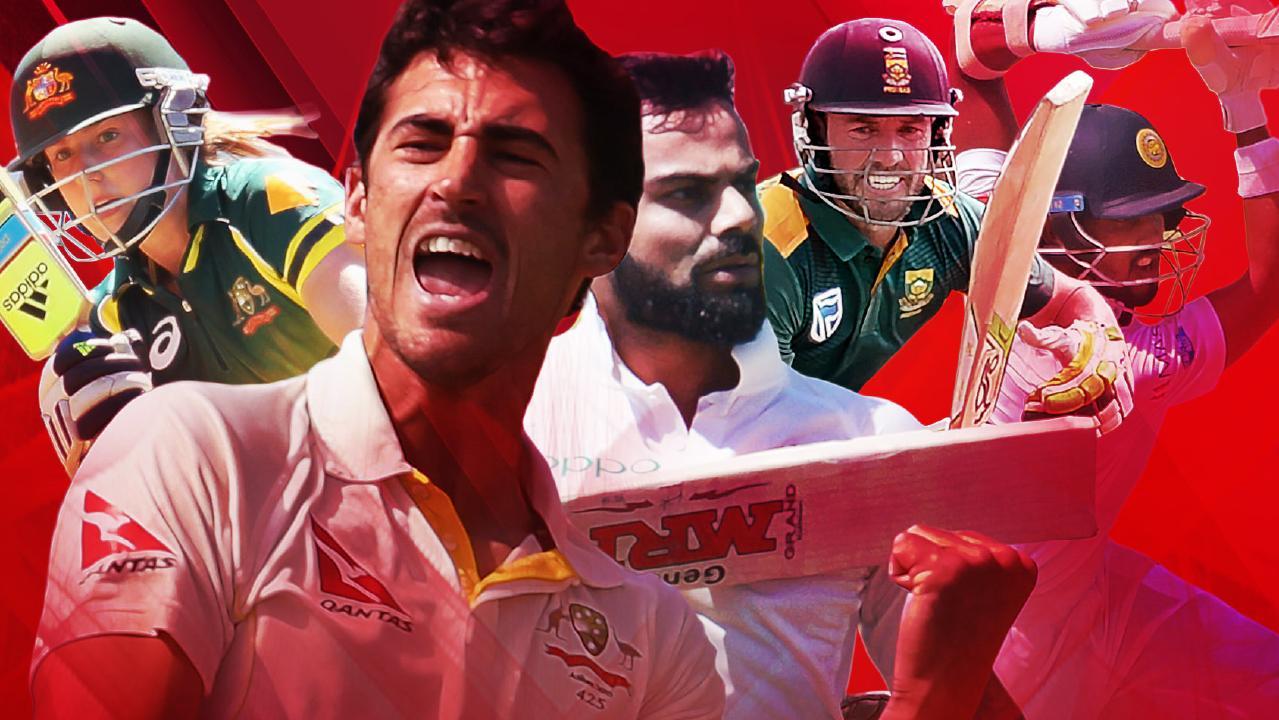 Australia's summer of cricket has been locked in.