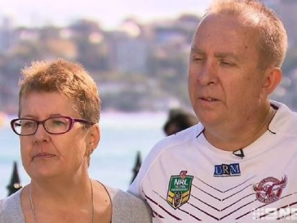 Di and Graeme McMurtrie are campaigning for safer roads after their daughter was killed in a crash in 2013.
