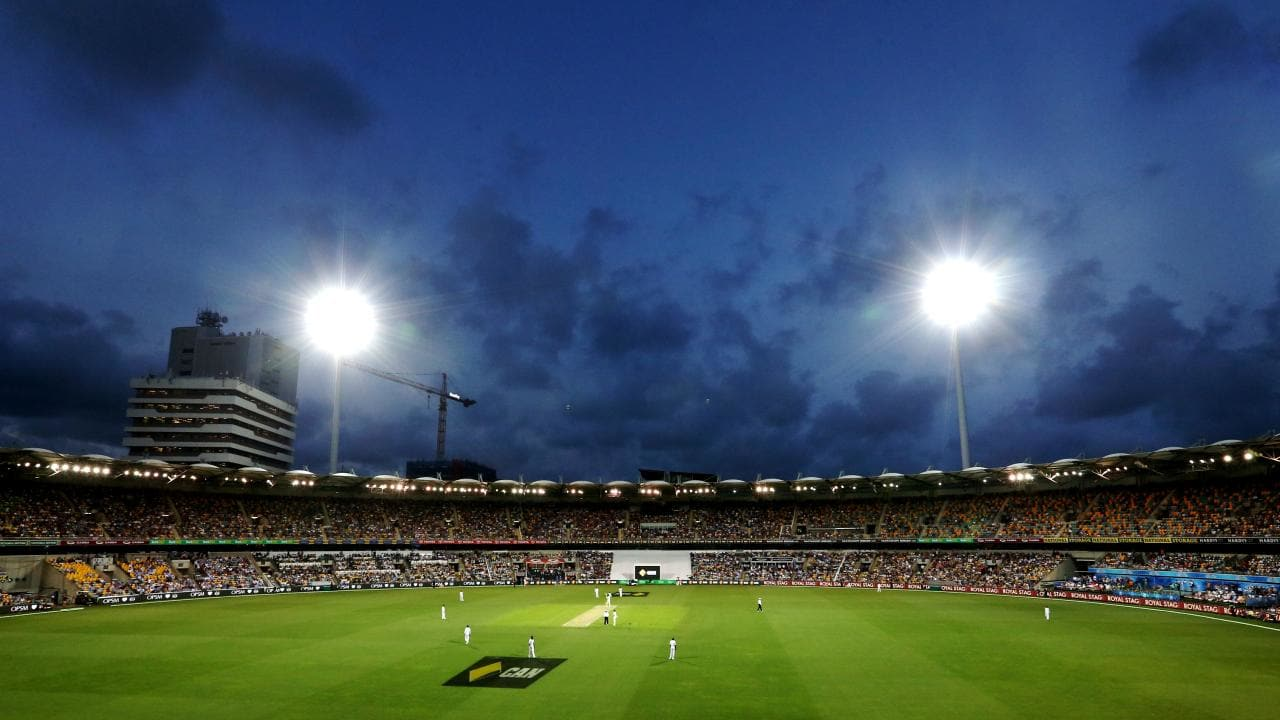 The Gabba is set to play host to a Test over Australia Day. Picture: Tara Croser