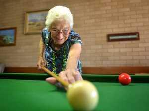 Art of Ageing: Meet billiard Betty
