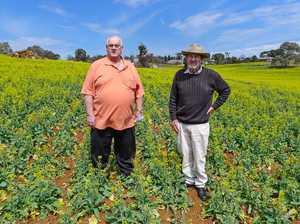 Art of Ageing: Meet lifelong mates Jim and Stu