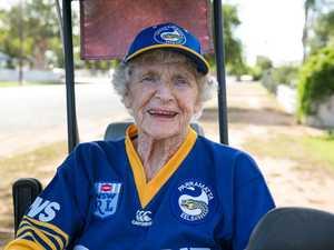 Art of Ageing: Meet fanatic fan Marjorie