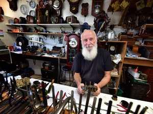 Art of Ageing: Meet clockwork Peter