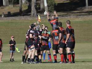 Highfields v UQ Gatton