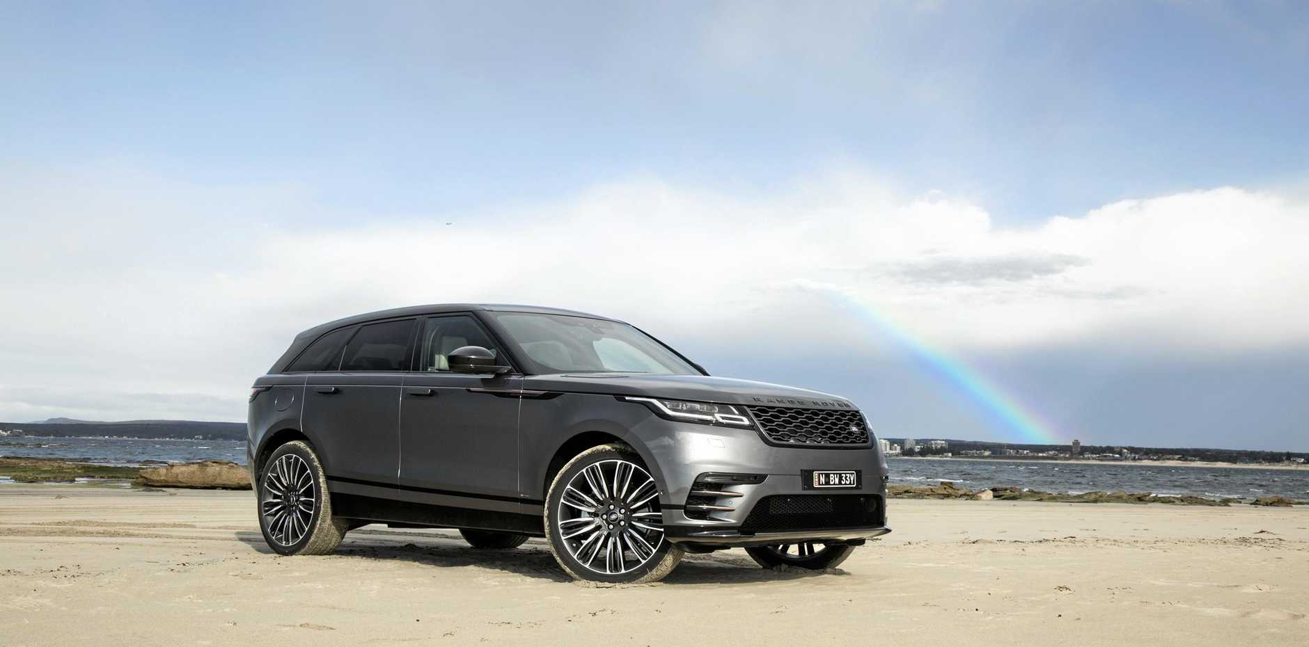 The captivating Range Rover Velar First Edition D300.