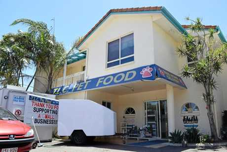 Mooloolaba based business TLC Pet Food has closed down after more than 27 years in business.