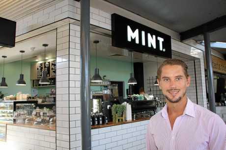 Peter Capps of Savills at Mint, Shop 8 Buderim Marketplace.