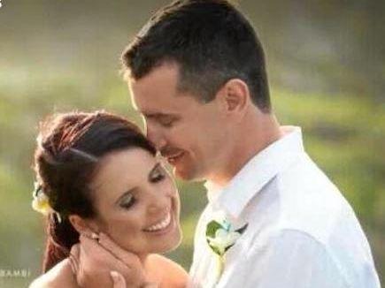 Sunshine Coast police officer Kelly Mason tragically lost her life to cancer, leaving behind husband Josh.