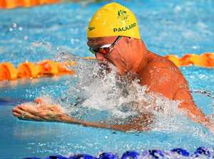 Gold Coast was good but Jake's keen to be faster at Pan Pacs