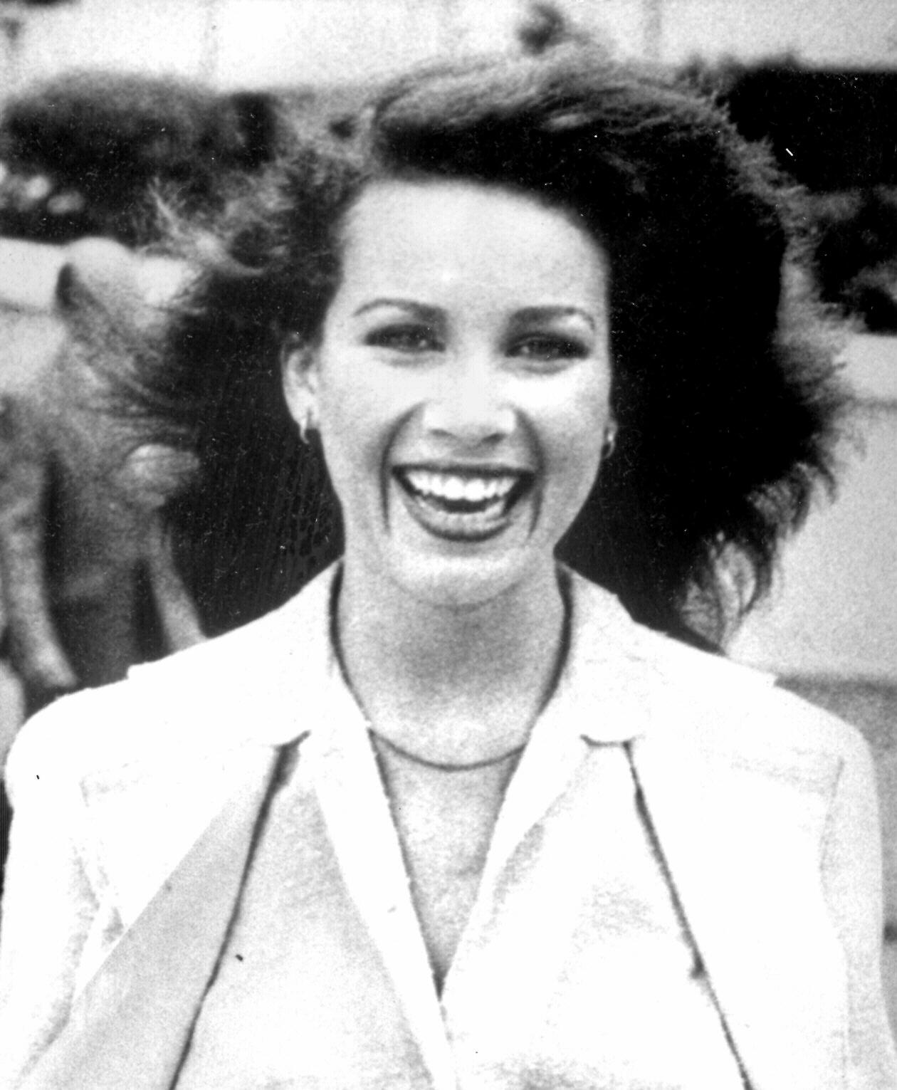 Copy photo of murder victim Anita Cobby, former beauty queen & nurse abducted, raped & murdered 02/02/86.  New South Wales (NSW) / Crime / Murder P/ Picture: Supplied