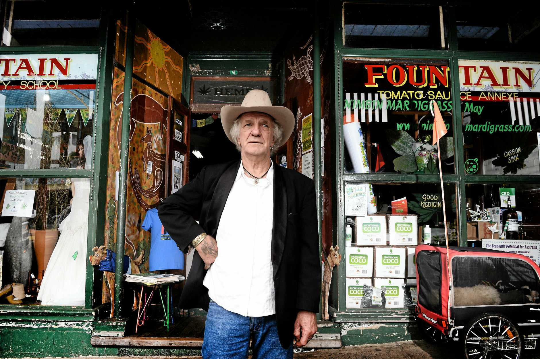 Bob Hopkins is honorary guest speaker at this year's Mardi Grass.
