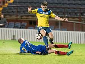 USQ FC and Thunder set for FFA Cup