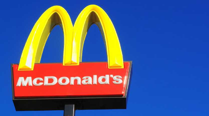 McDonald's profits have shot up globally. Picture: Tony Baggett