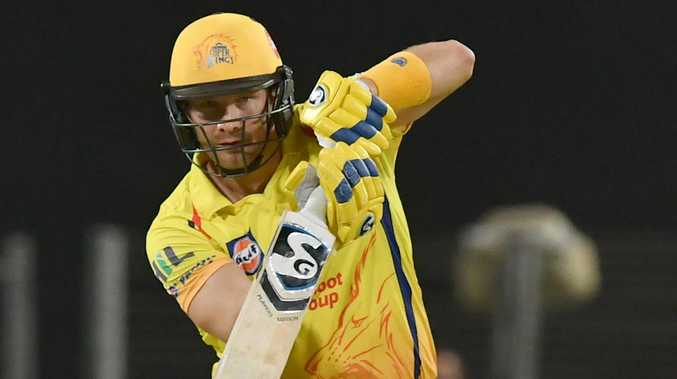 Shane Watson has scored 78 off 48 balls for Chennai Super Kings. Picture: AFP