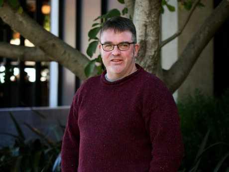 Doctor David Caldicott advocates for harm minimisation.