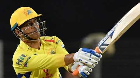 MS Dhoni scored an unbeaten 51 off 22 balls.