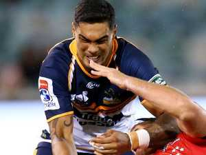 Heavy ban for Brumbies' Peni