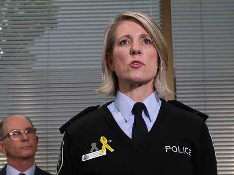 """Chief Police Officer Justine Saunders called the testing a """"great success""""."""