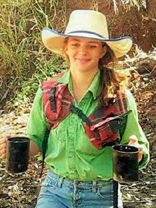 Amy 'Dolly' Everett out bush