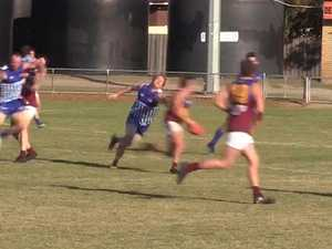 Footy thug banned for life after savage hit