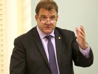 LNP spokesman for Prevention of Domestic and Family Violence Stephen Bennettt