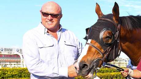 "Trainer Liam Birchley was found guilty of being party to the use of banned ""top-ups""."