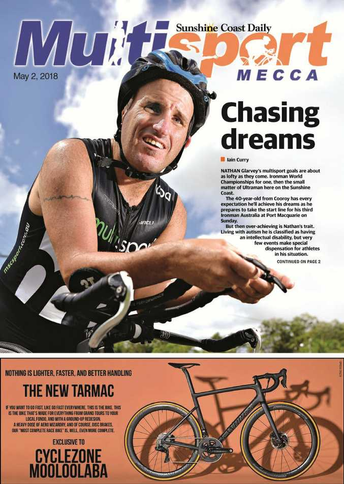 The May 2 edition of Sunshine Coast Multisport Mecca.