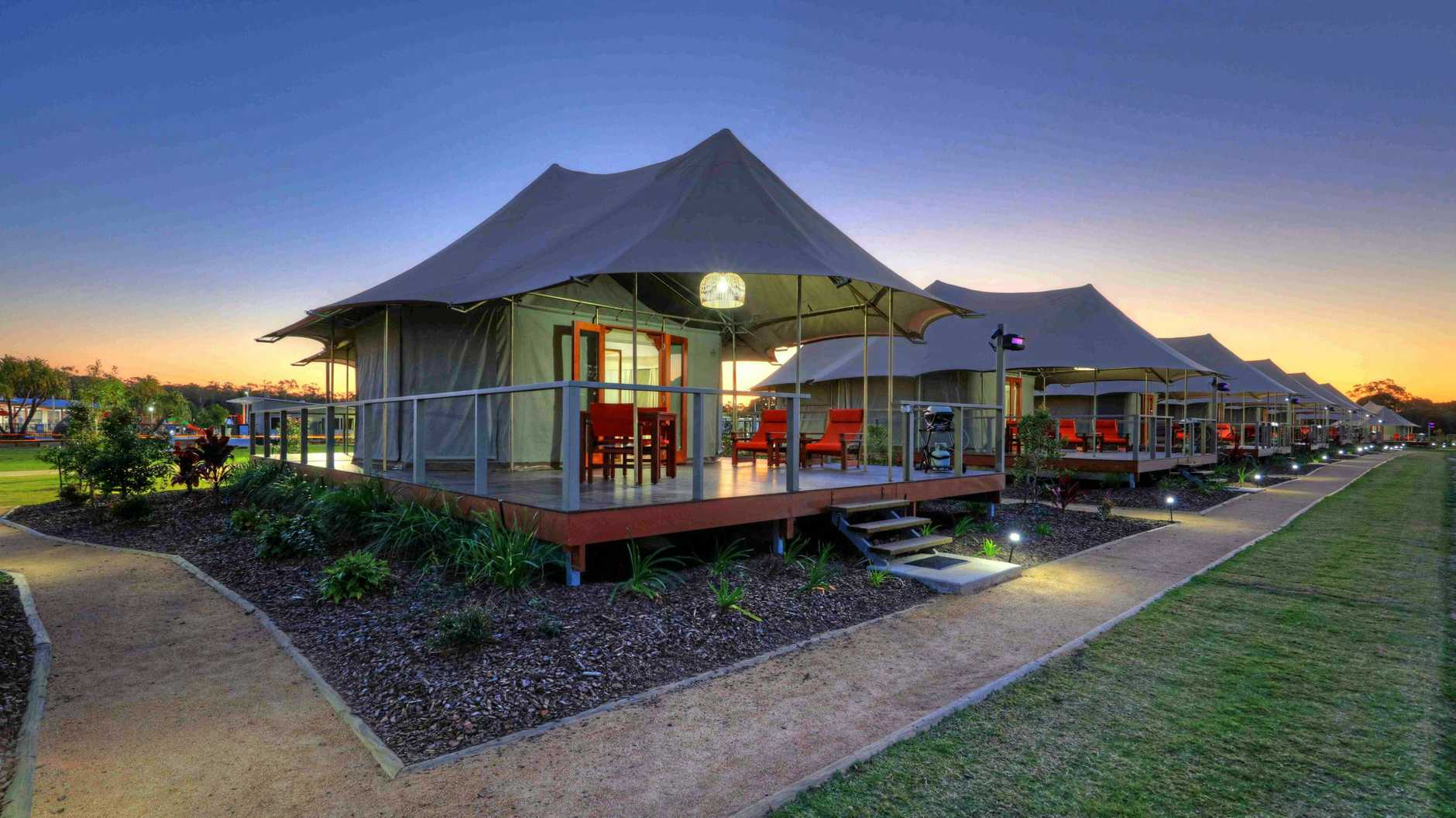 Rivershore Resort at Diddillibah is rated the best of the BIG4 holiday parks in Australia.