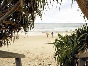 Operation to rescue surfers off Cape Byron