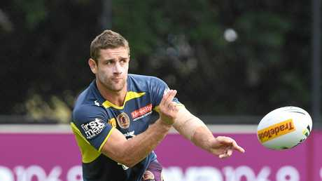 Andrew McCullough looms as a possible replacement for Cameron Smith. Photot: AAP Image/Dave Hunt