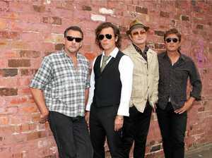 Aussie rock legends team up for show at USQ