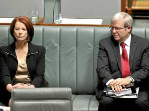 Still dealing with fallout of Rudd, Gillard era