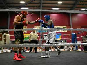 'A sport for everybody': Rocky boxers showcase talent