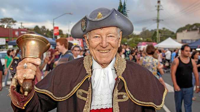VALE: Maleny resident John Stevenson died on May 1, aged 92.
