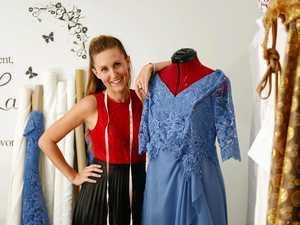 Melbourne dressmaker sold on Mackay