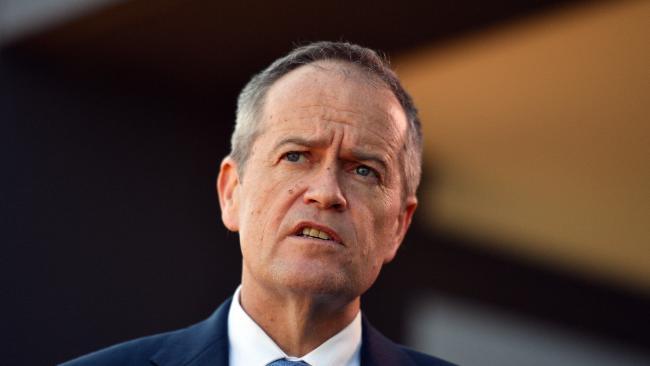 Opposition leader Bill Shorten. Picture: Mick Tsikas/AAP