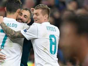 Real back in another UCL decider after tense battle