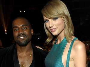 Kanye blames Swift for breakdown