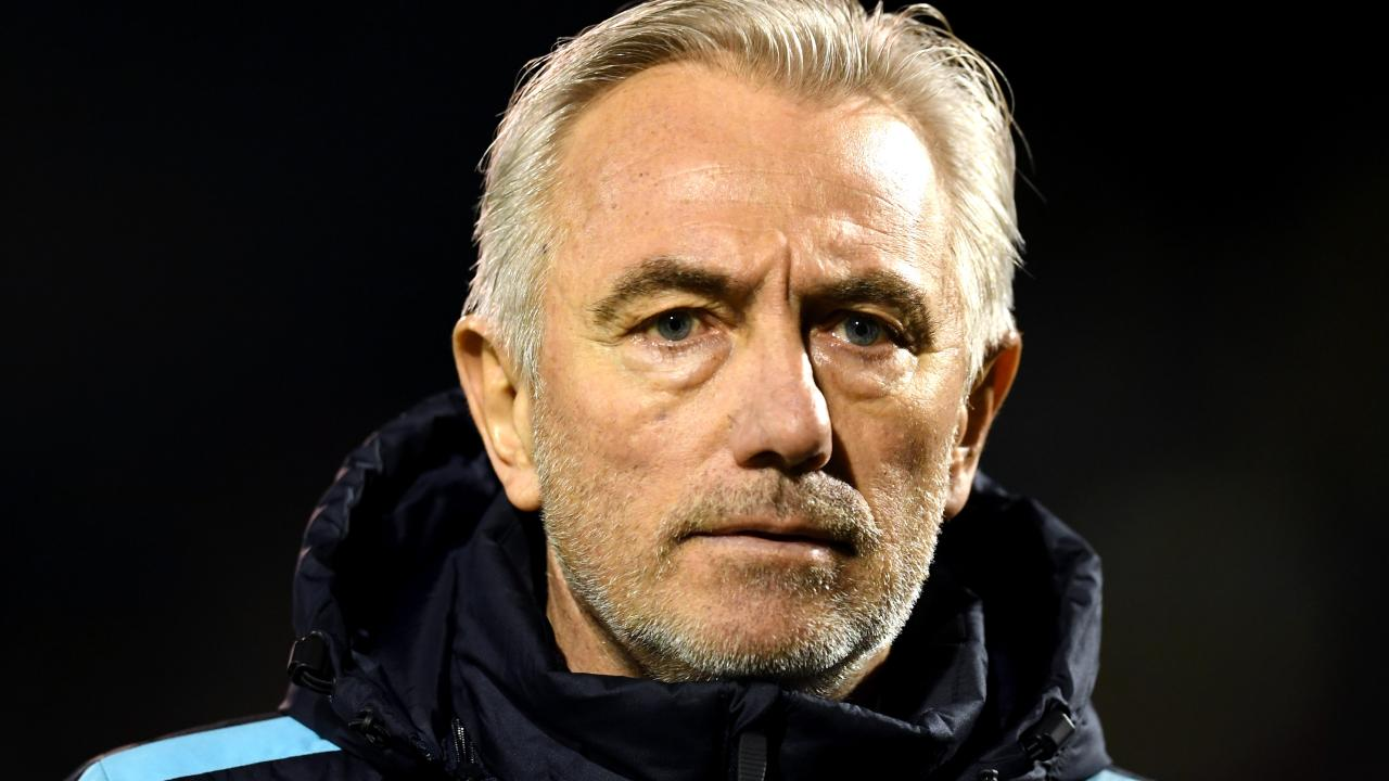 Bert van Marwijk will name his extended Socceroos squad on Monday.