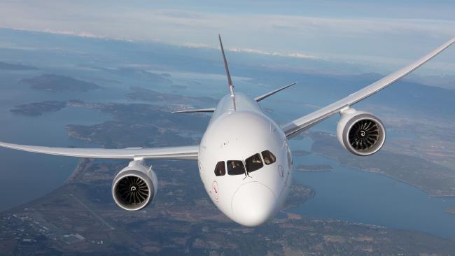 Qantas is retiring its 747s.