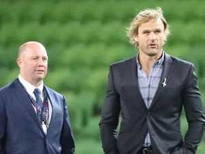 Crusaders coach questions depth in Australian rugby