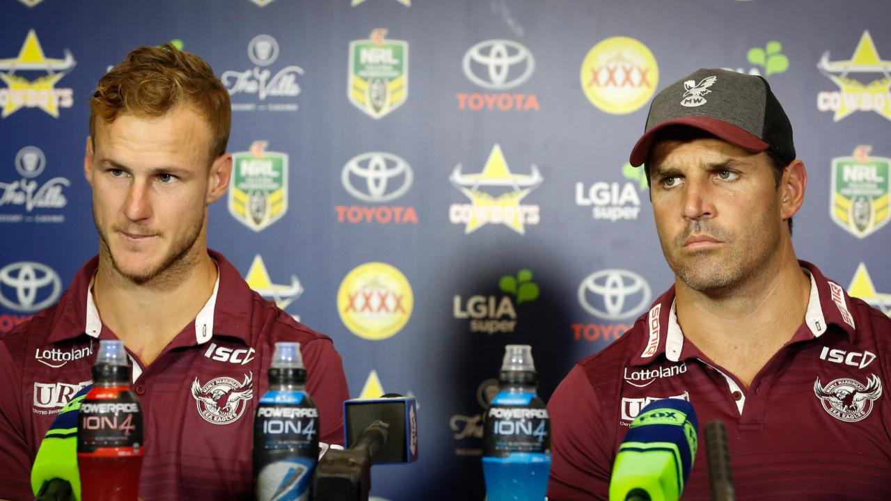 Is Trent Barrett ready to quit?