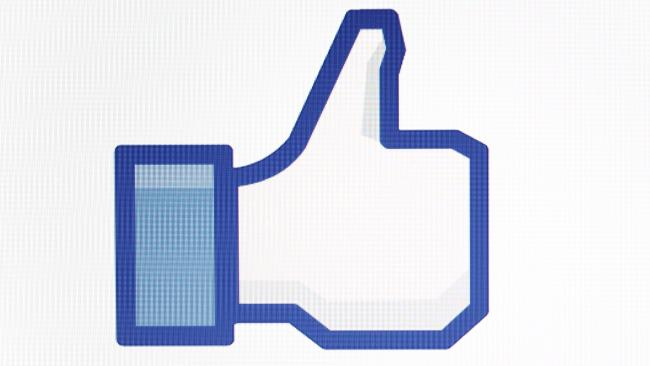 Facebook will soon be used to show people how much you like them. Picture: Supplied