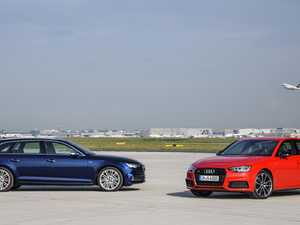 COMING SOON: Sneaky little look inside the new Audi S4