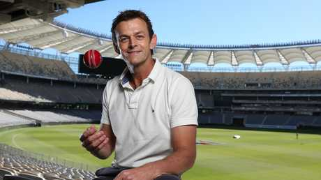 Adam Gilchrist is the head of the new Fox Sports commentary team for the cricket.