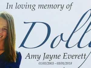 School's response to Dolly tragedy: 'Deeply saddened'