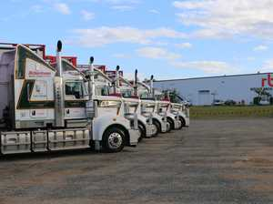 End of the road for Richardson Bros Transport