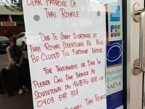 Popular Toowoomba CBD restaurant closes down