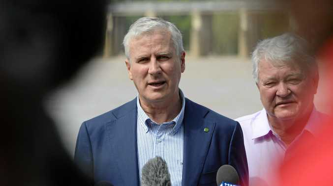 Deputy Prime Minister Michael McCormack has given The Advocate an update on the Coffs Harbour Pacific Highway Bypass ahead of next Tuesday's Federal Budget.