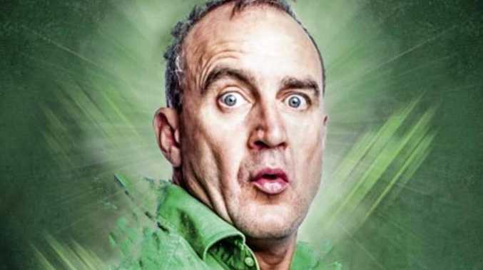 FUNNY MAN: Jimeoin's new show takes you into the brain of one the worlds best stand-up comedians and masters of observational humour.